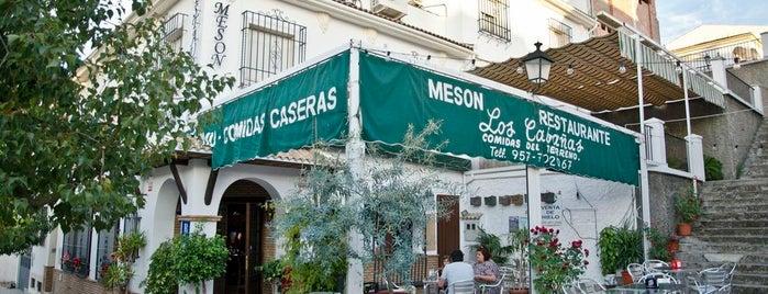 Restaurante Los Cabañas is one of Donde comer en la Subbetica.