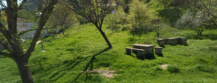 Merendero is one of Que visitar en la provincia de cordoba.