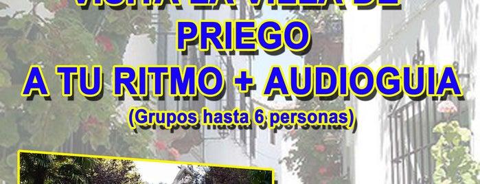 Paseos Priego is one of Actividades de Ocio en Priego.