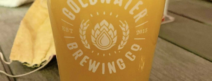 Goldwater Brewing Co. is one of Phoenix.