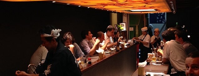 Minato Izakaya is one of Pinheiros e Vila Madalena.