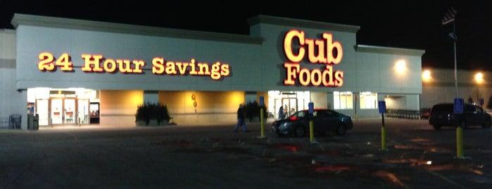 Cub Foods is one of Locais curtidos por Alan.