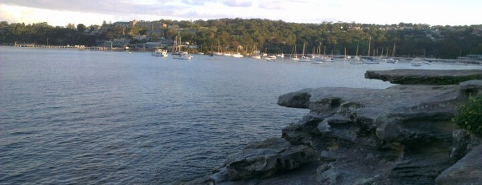 Rocky Point Island is one of Sydney To Do (mostly free/cheap).