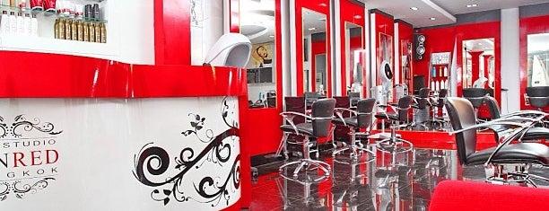 Zenred Hair Salon Bangkok is one of Bangkok.