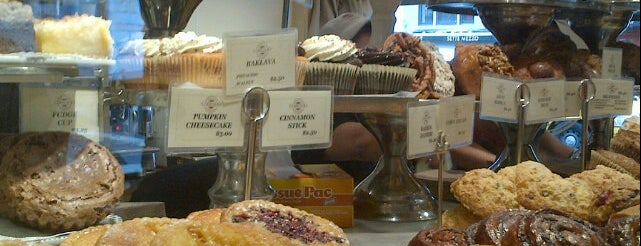 Corrado Bread & Pastry is one of Neighborhood Spots To Try.