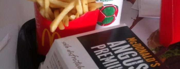McDonald's is one of Tempat yang Disukai Kri.