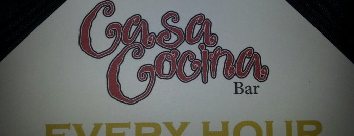 Casa Cocina Bar is one of Danielさんのお気に入りスポット.