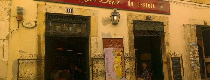 Wine-Bar do Castelo is one of Portugal.