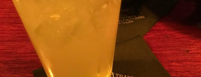 Rum Trader is one of Berlin bars.