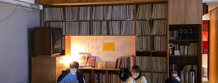 Woolf Social Club is one of Seoul.