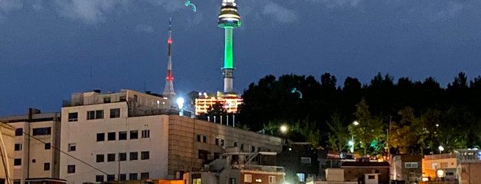 Namsan Seoul Tower Hanbok Culture Experience Center is one of Seúl.