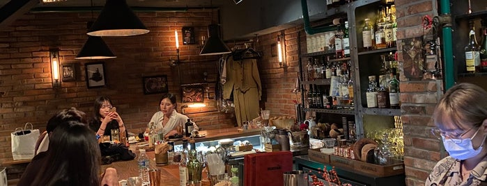 Miners is one of Seoul bars & cafes.