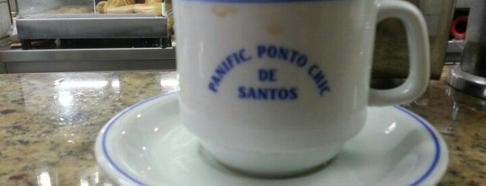 Panificadora Ponto Chic is one of PANIFICADORAS E BAGUETERIAS.