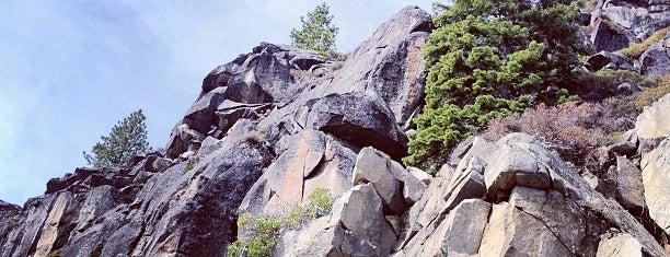 Echo Summit is one of Tahoe.