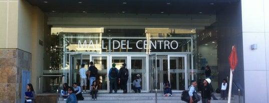 Mall del Centro Concepción is one of Centros Comerciales de Chile.