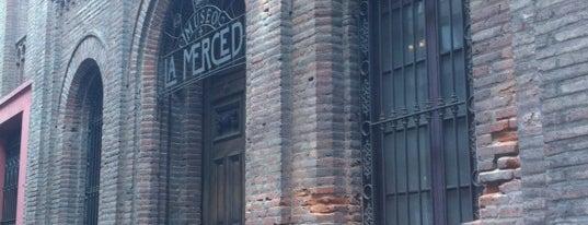 Museo La Merced is one of Lugares, plazas y barrios de Santiago de Chile.