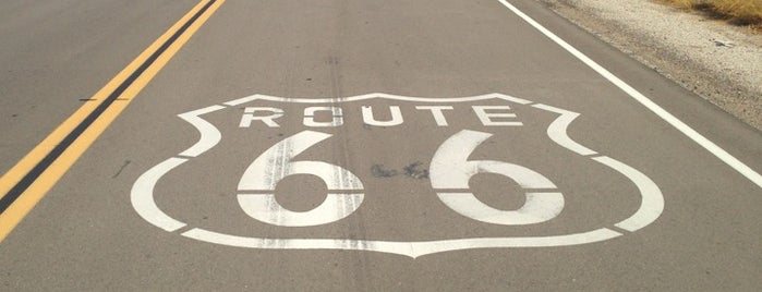 Old Route 66 Monument is one of Las Vegas & California.