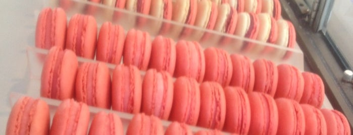 Napoléon's Macarons is one of SoCal Screams for Ice Cream!.