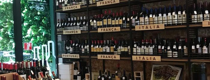 Ravin Vinho & Pasta is one of Locais curtidos por Monica.