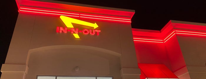 In-N-Out Burger is one of More Venues I've Created.