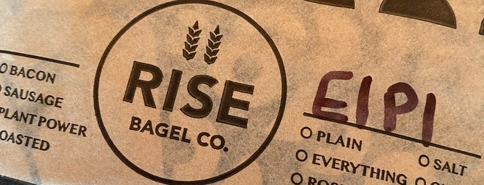 Rise Bagel Co. is one of Twin Cities.