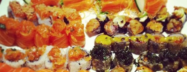 Sushi Kinka is one of Restaurantes Orientais.