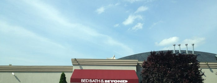 Bed Bath & Beyond is one of Our Fav Places.