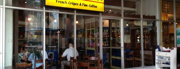 Café Breton is one of Orte, die Cristina gefallen.