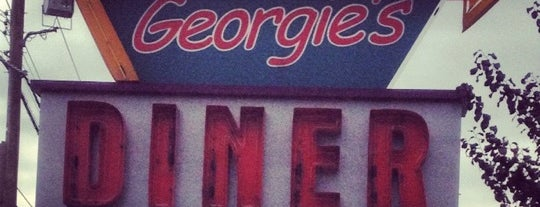Georgie's Diner is one of Gluten free NYC.