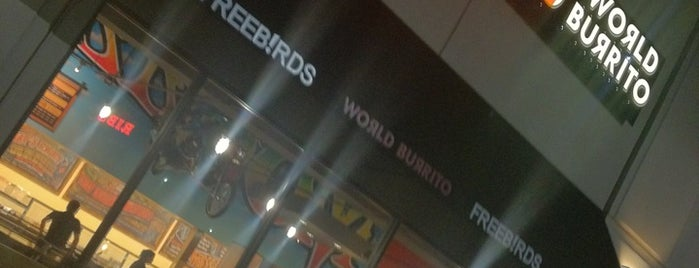Freebirds World Burrito is one of Russ's Liked Places.