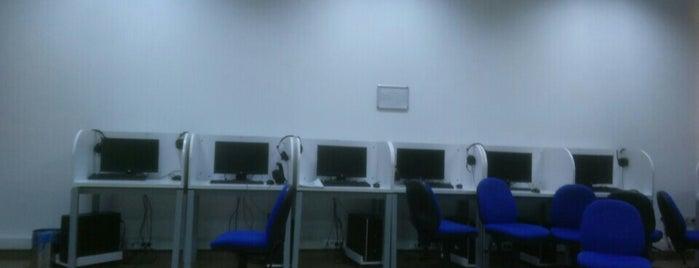Computer Lab 1 is one of Türk Hava Kurumu Üniversitesi.