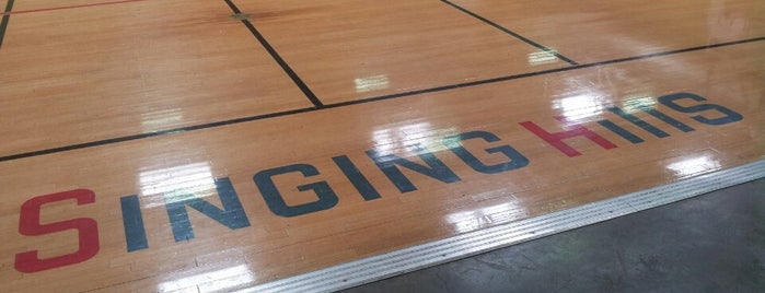 Singing Hills Recreation Center is one of สถานที่ที่ al ถูกใจ.