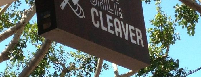 Salt & Cleaver is one of SD.