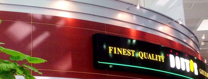 ドトールコーヒーショップ 京都大学病院店 is one of oliver(・ω・)ノさんのお気に入りスポット.