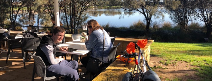LoQuay River Cafe is one of Perth.