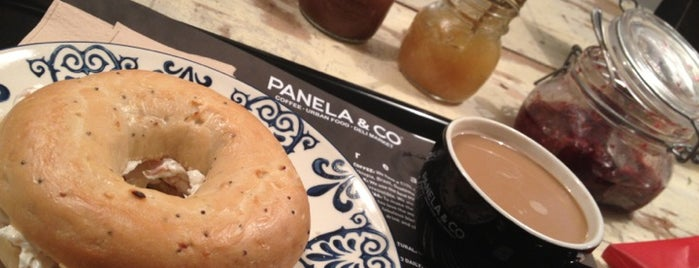Panela & CO is one of All American Life in Madrid.