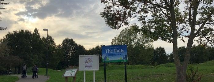 The Rally Park is one of Posti che sono piaciuti a Layal.