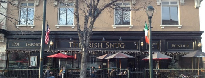 Irish Snug is one of Denver-To-Do List.