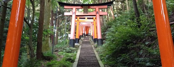 Mt. Inari is one of To Do: Kyoto.