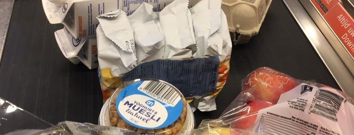 Albert Heijn is one of Top picks for Food and Drink Shops.