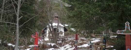Symbolický cintorín is one of Turistické body v TANAP-e.