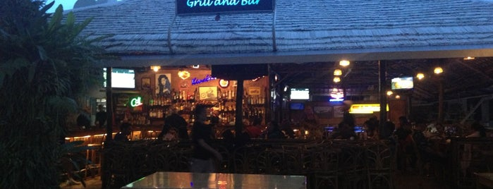 Kinabuch's Bar and Grill is one of Filipinler-Manila ve Palawan Gezilecek Yerler.