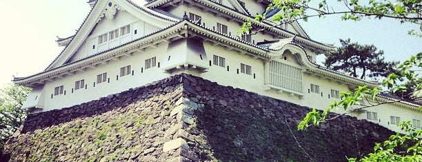 Kokura Castle is one of Fukuoka.
