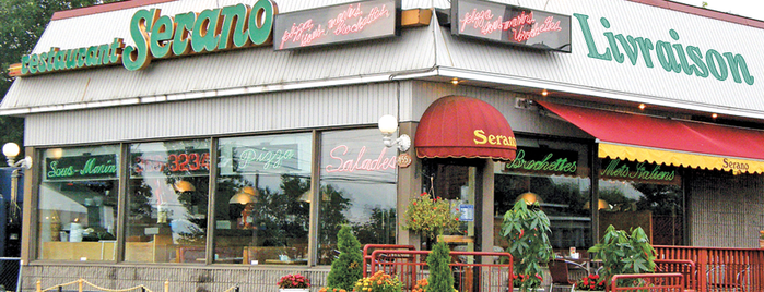 Serano Pizzeria is one of Lieux qui ont plu à Brandon.