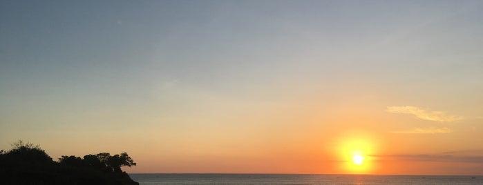 Tegal Wangi Beach is one of Neu Tea's Bali Trip.