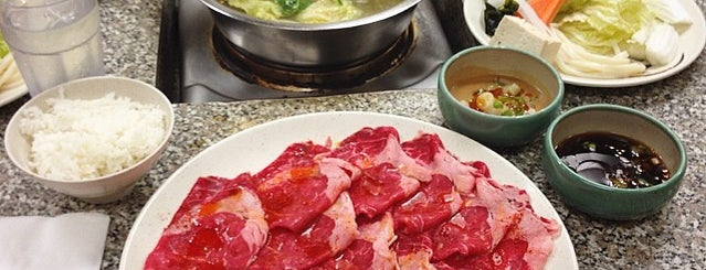 Shabu Shabu House is one of SoCal Favorites/To-Dos.