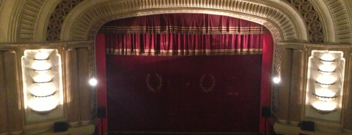 Teatro Carrión is one of Locais curtidos por Marta.