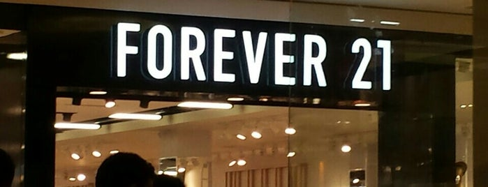 Forever 21 is one of Primoさんのお気に入りスポット.