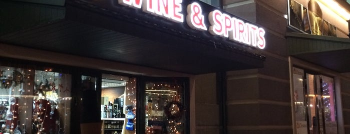 Wine & Spirits is one of Posti che sono piaciuti a Irina.