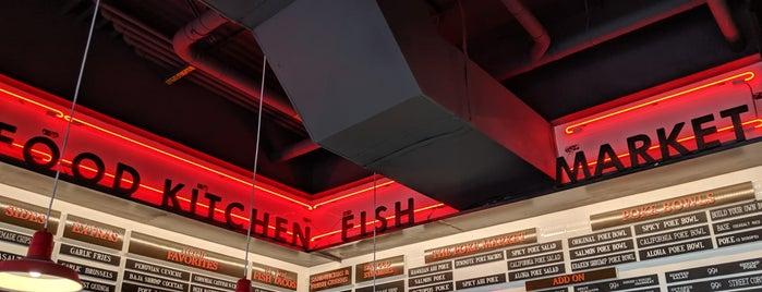 Sea Salt Fish Grill is one of Fabio 님이 좋아한 장소.